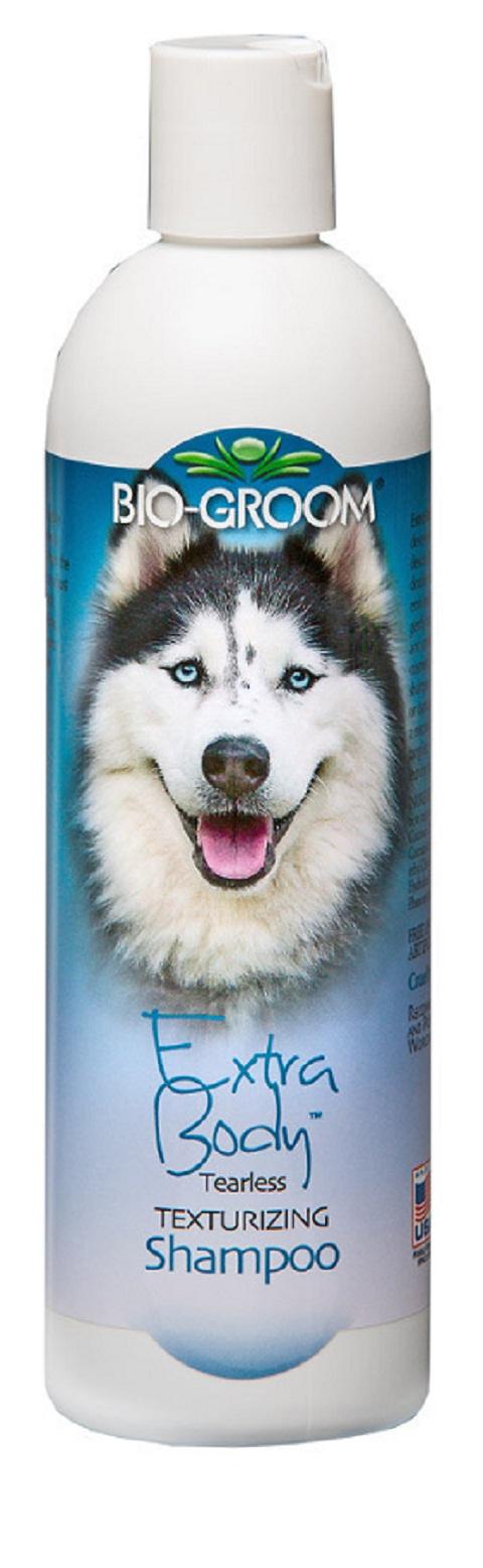 Bio-groom Extra Body Shampoo – Био-грум шампунь для собак для придания шерсти объема (355 мл)