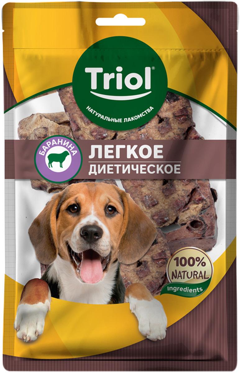 Лакомство Triol для собак легкое баранье диетическое 40 гр (1 шт)