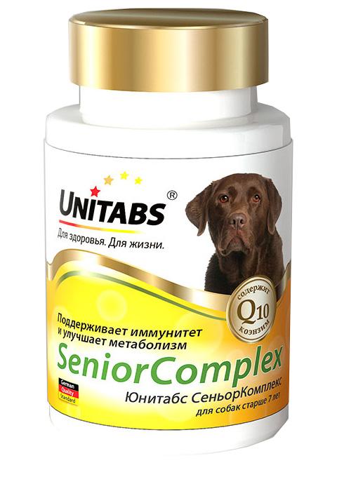 Unitabs Seniorcomplex – Юнитабс витаминно минеральный комплекс