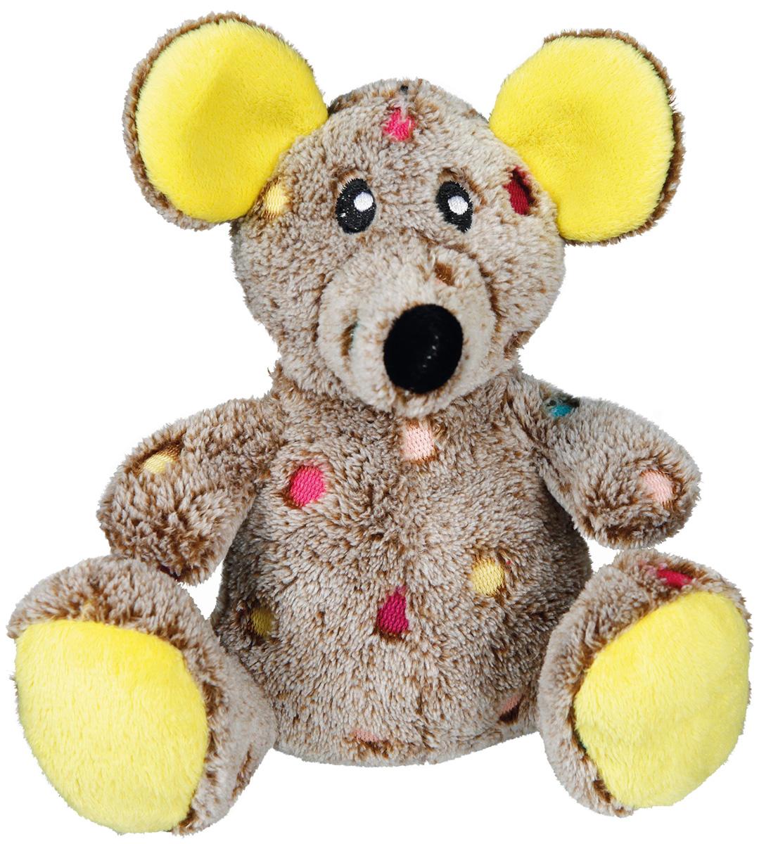 Игрушка для собак Trixie Мышка плюш 17 см (1 шт)