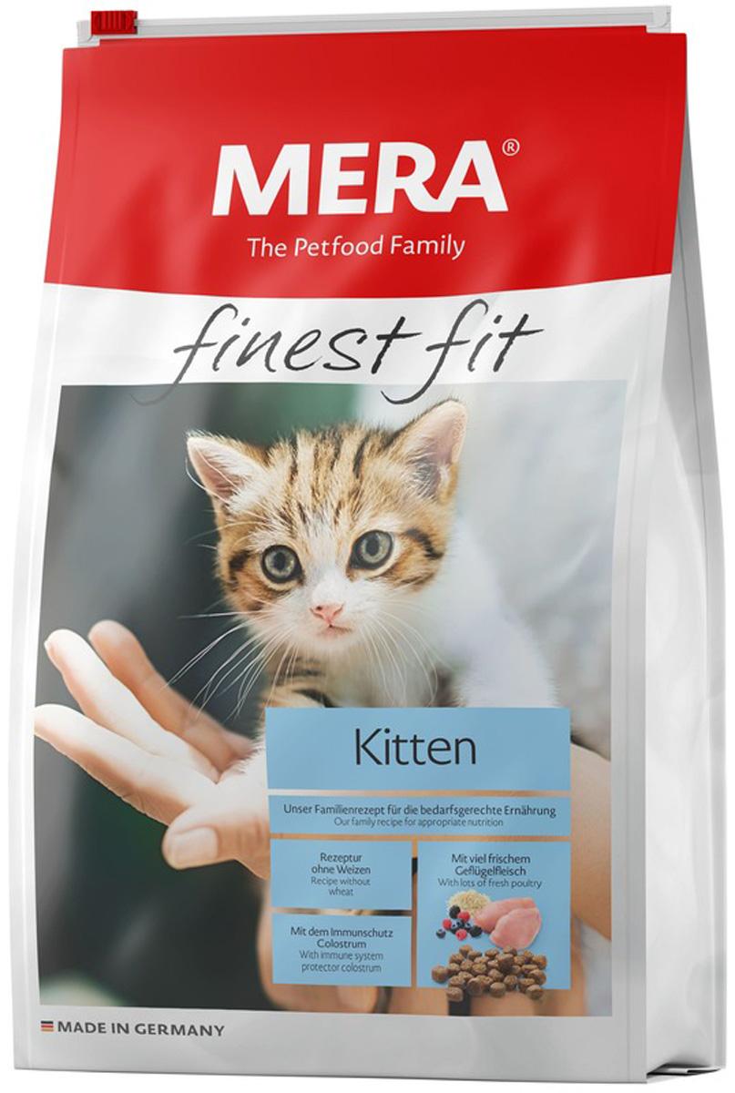 Mera Finest Fit Kitten для котят с птицей и молозивом (10 кг)