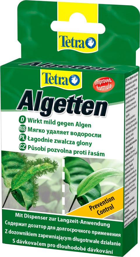 Tetra Algetten – Тетра средство для борьбы с водорослями длительного действия (12 таблеток) (1 шт) фото