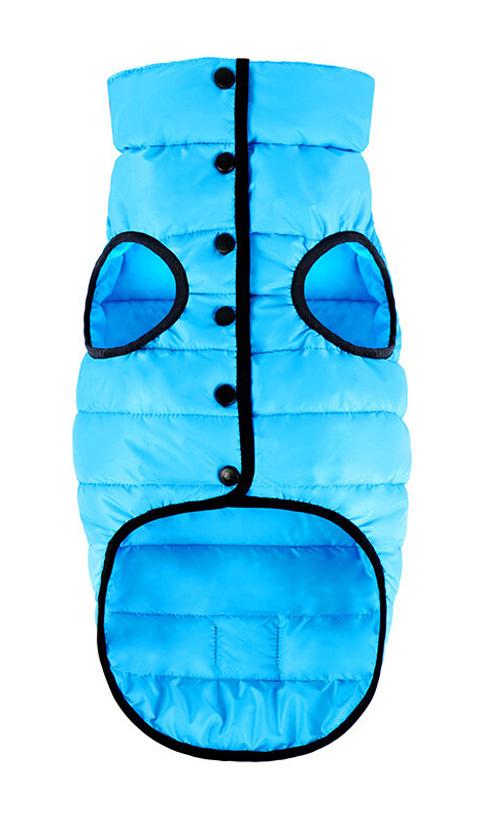 Куртка для собак Collar AiryVest One голубая (s30)