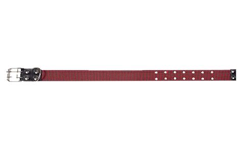 Ошейник для собак 45 мм капроновая лента 49 - 70 см Зооник (1 шт)