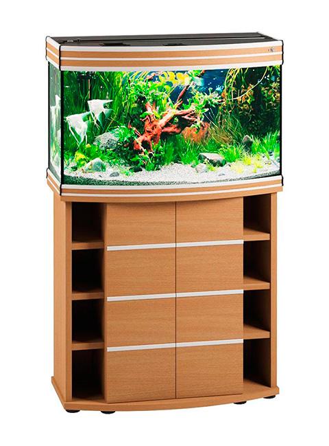 Фото - Аквариум и тумба Биодизайн Altum Panoramic 135 бук (Тумба) аквариум и тумба биодизайн altum 135 венге аквариум