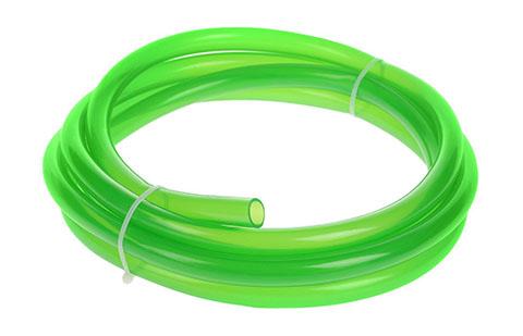 Шланг для подачи воздуха в аквариум зеленый
