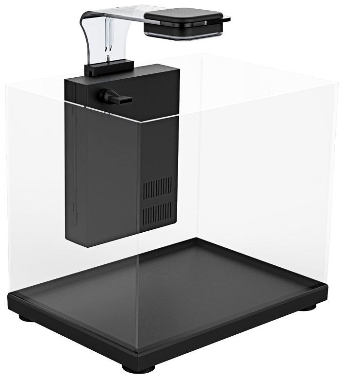 Аквариум Atman Zgt-30 черный 17 литров (1 шт)