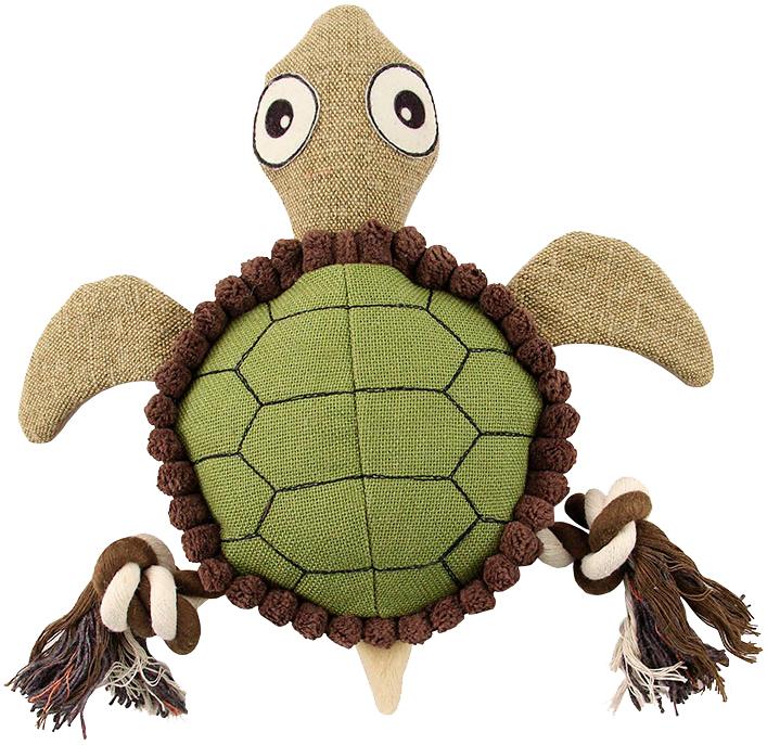 Triol игрушка для собак «Черепаха», 24 см (1 шт)