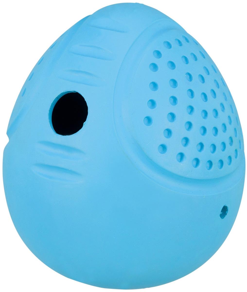 Игрушка для собак Trixie яйцо Roly Poly для лакомств 10 см (1 шт)