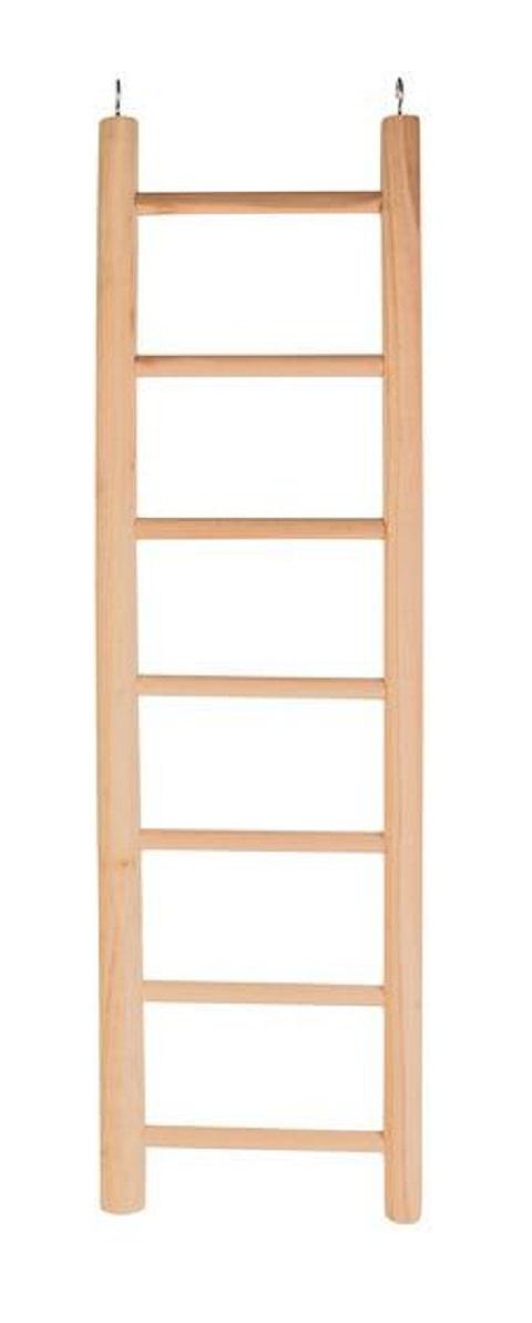 Фото - Лестница для птиц Trixie широкая (45 см) жердочки для птиц trixie 35см ф1 8см деревянная кора