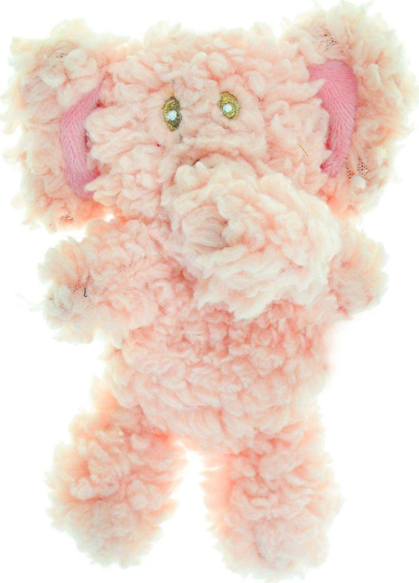 Игрушка для собак Aromadog Слон с эфирным маслом розовый малый 6 см (1 шт)