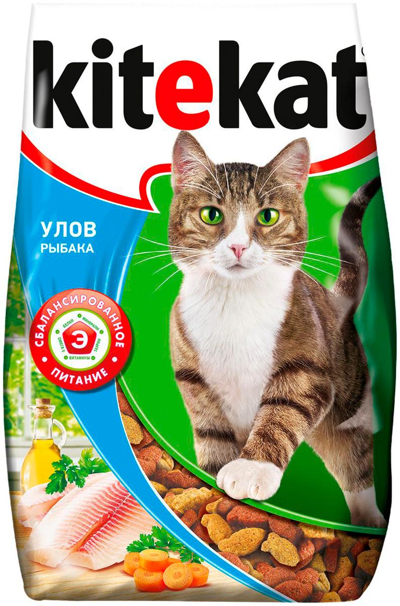 Kitekat улов рыбака для взрослых кошек (1,9 кг)