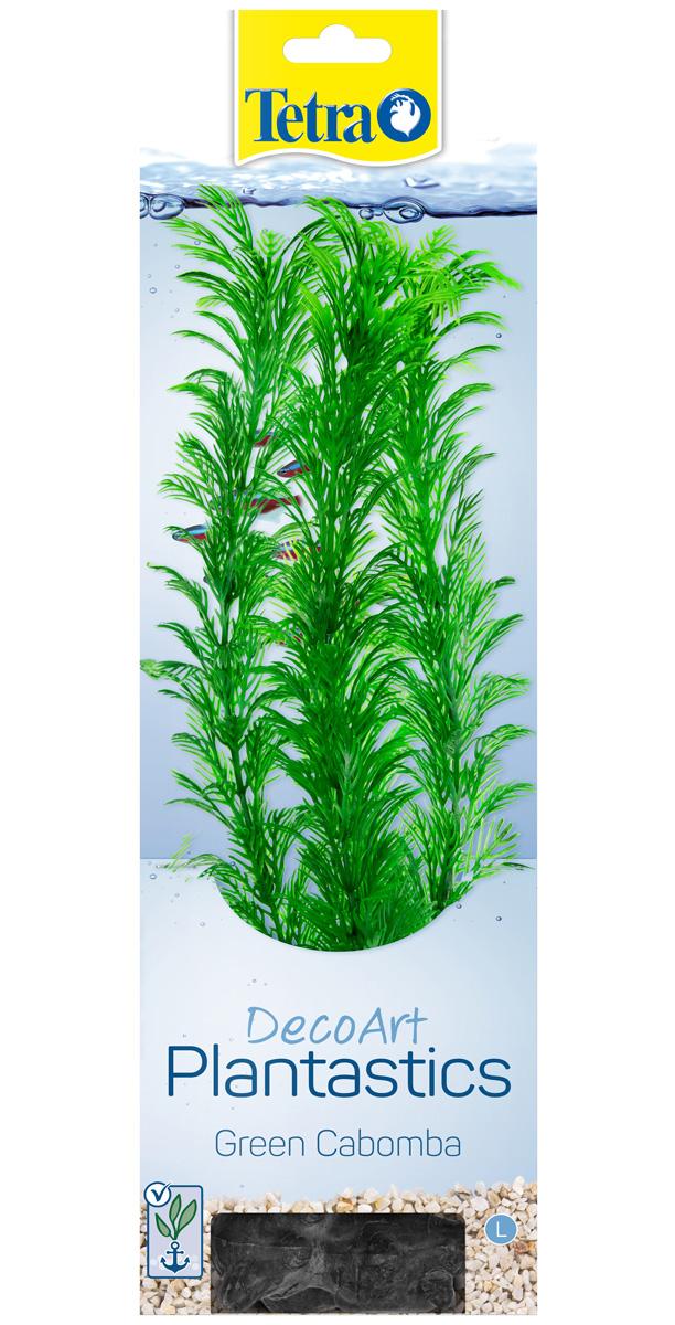 Растение для аквариума пластиковое Кабомба Tetra DecoArt Plant L Green Cabomba 30 см (1 шт)