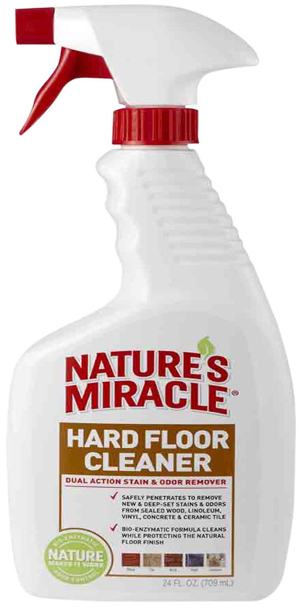 8 In 1 Nm Hard Floor Cleaner спрей - уничтожитель пятен и запахов для всех видов полов (710 мл)