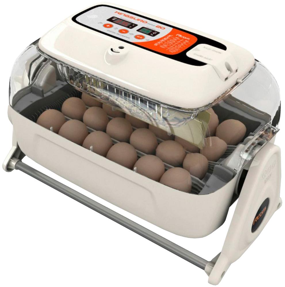 Инкубатор Rcom King Suro 20 Max автоматический без охлаждения (1 шт)