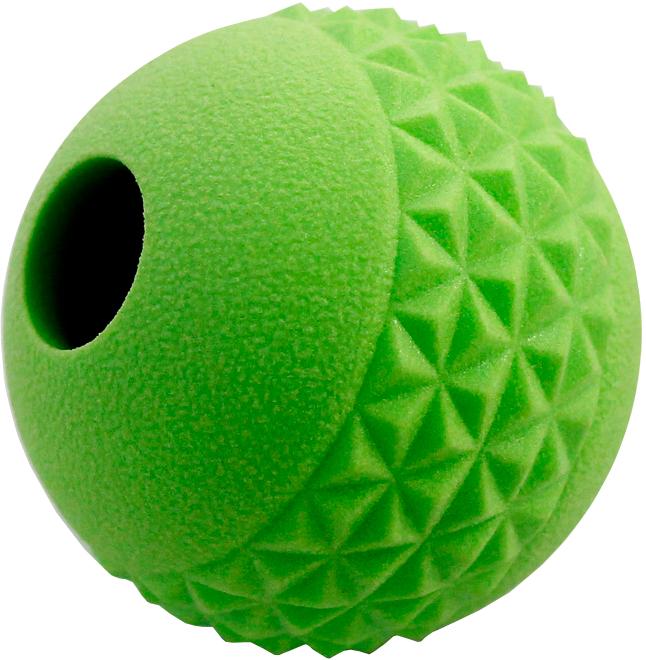 Игрушка для собак Triol Aroma Мяч термопластичная резина 6,4 см (1 шт) игрушка для собак triol мяч массажный с шипами винил 11 5 см 1 шт