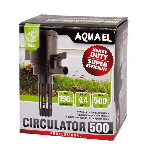 Помпа Aquael Circulator 500, 500 л/ч,