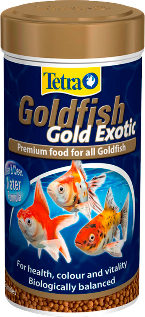 Tetra Goldfish Gold Exotic – Тетра основной