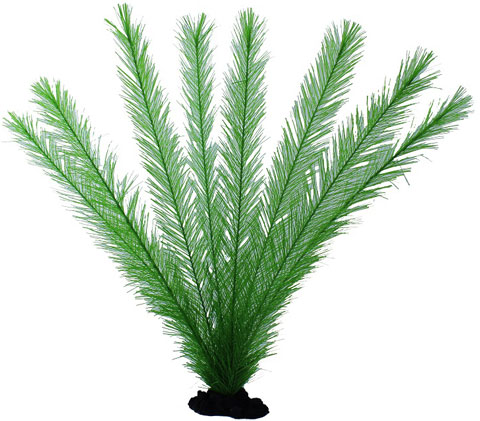 Растение для аквариума шелковое Перистолистник зеленый Prime Pr-81021g (30 см) 0 pr на 100