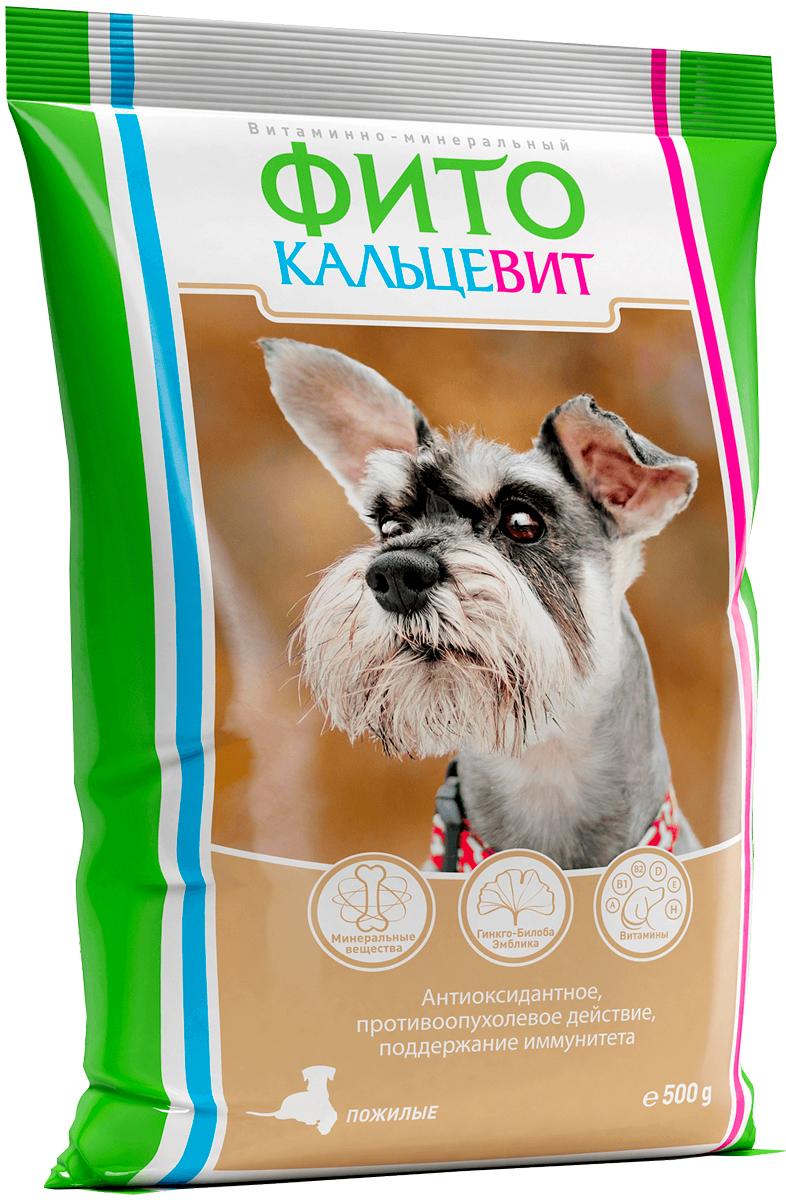 фитокальцевит для пожилых собак 500 гр (1 шт)