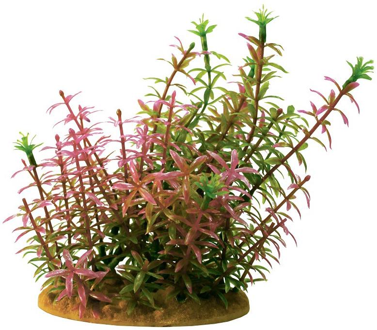 Растение для аквариума пластиковое Альтернатера Prime Pr-ys-60112 15 см (1 шт) 0 pr на 100