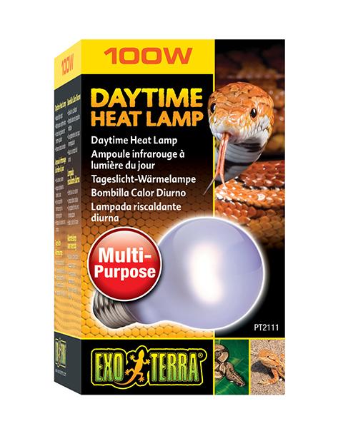 Неодимовая лампа дневного света Exo Terra Daytime Heat A19 (60 Вт)