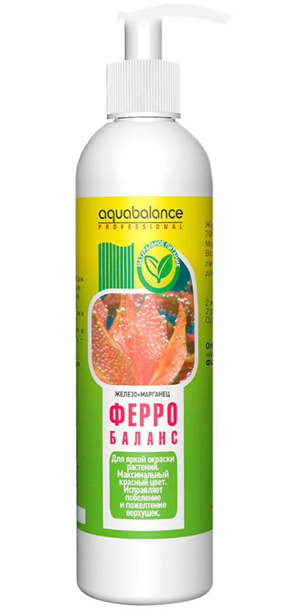 Картинка - Кондиционер для лечения заболеваний водных растений Aquabalance ферро-баланс  (50 мл)