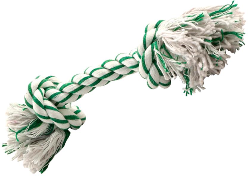 Triol игрушка для собак «Веревка с ментолом» (37 см)