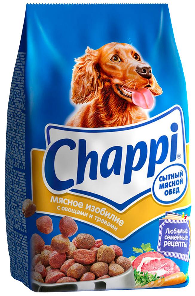 Фото #1: Chappi мясное изобилие для взрослых собак всех пород  (15 + 15 кг)