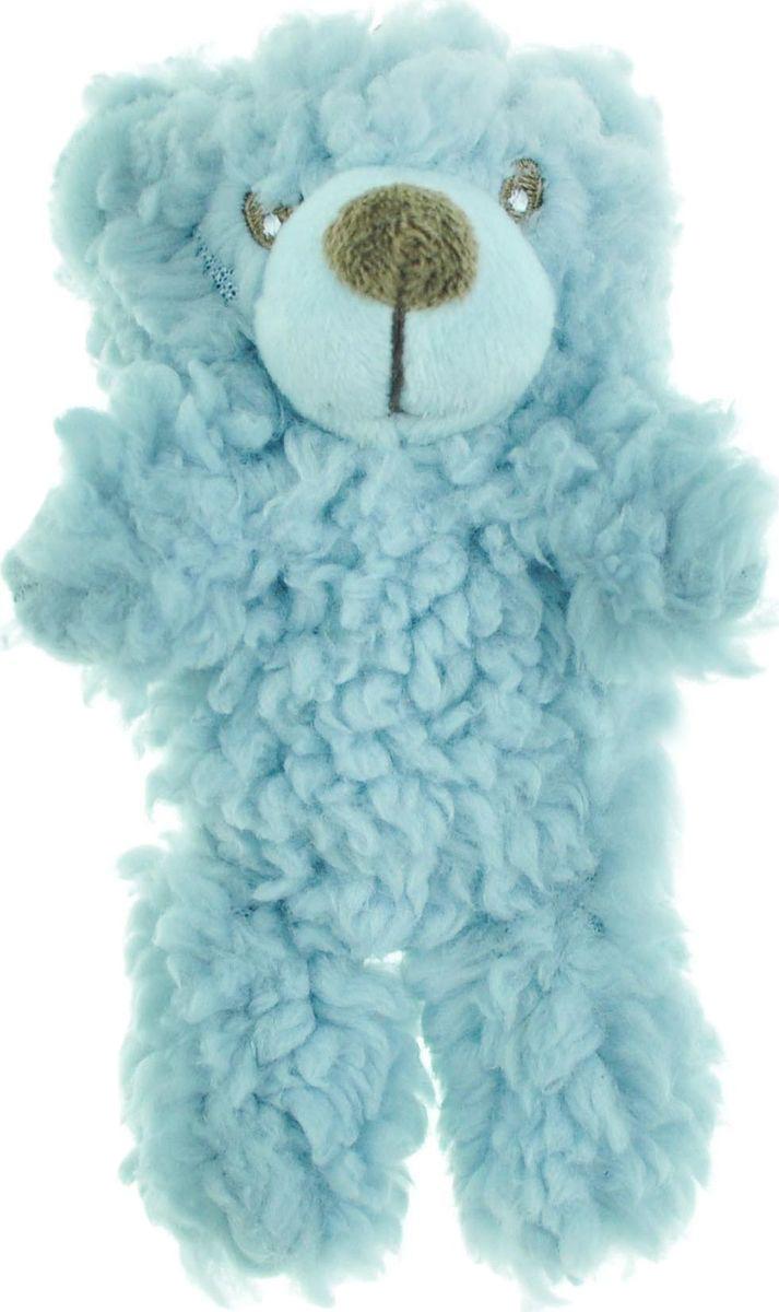 Игрушка для собак Aromadog Мишка с эфирным маслом голубой малый 6 см (1 шт)