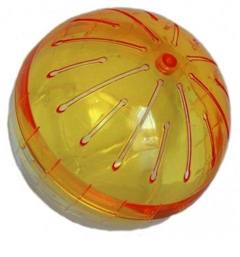 Картинка - Kredo игрушка для хомяка «Шар прогулочный» (1 шт)