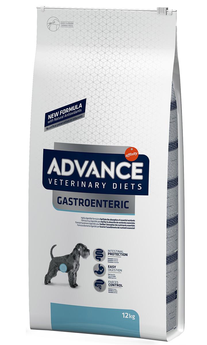 Advance Veterinary Diets Gastroenteric для взрослых собак при патологии желудочно-кишечного тракта с ограниченным содержание жиров (12 кг)