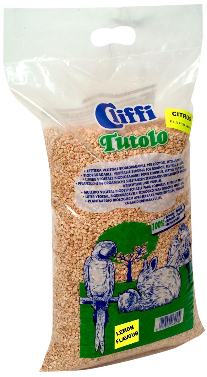 Cliffi Tutolo кукурузный наполнитель для грызунов Цитрус