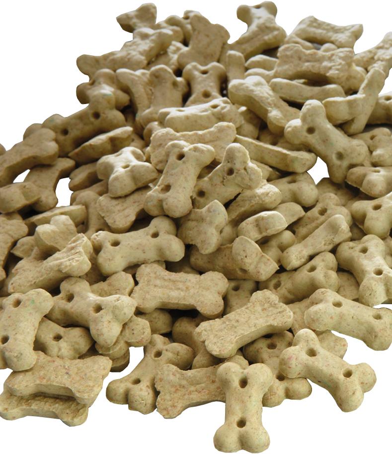 Лакомство Mera Puppy Knochen свежее дыхание для щенков всех пород косточки 2,5 кг (1 шт)