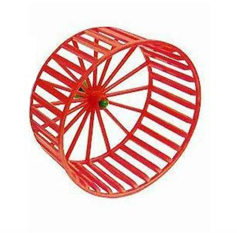 дарэлл колесо для грызунов без подставки, пластик