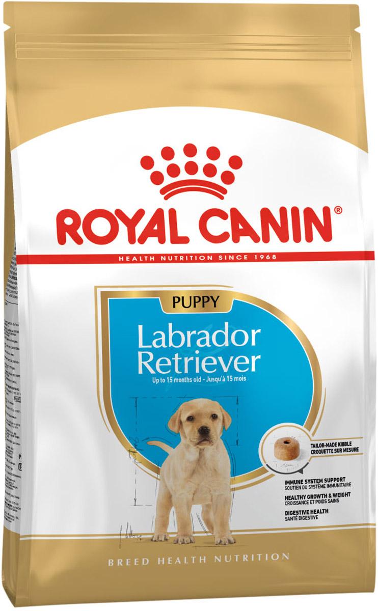 Royal Canin Labrador Retriever Puppy для щенков лабрадор ретривер (12 кг)