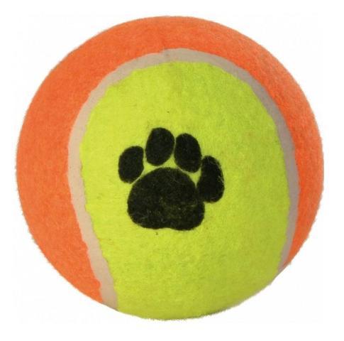 Trixie игрушка для собак из набора «Теннисные мячи» (6 см)