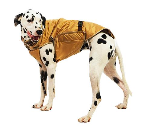 Тузик попона теплая для собак 40 см № 3 (1 шт) фото