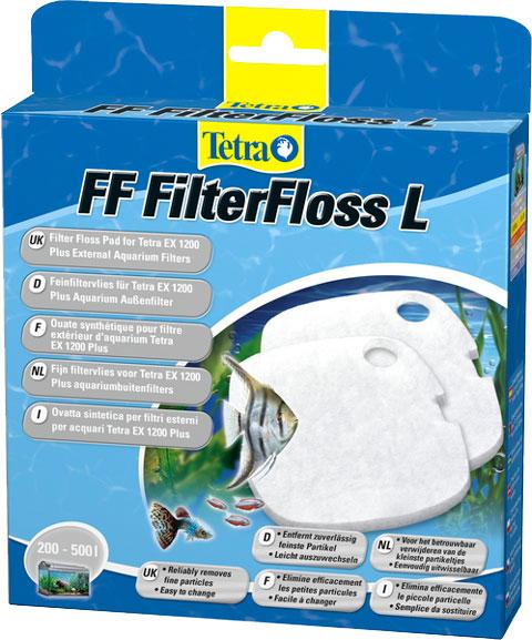 Наполнитель для фильтра Tetra Ff 1200 – губка мелкой очистки (уп. 2 шт) (1 шт)