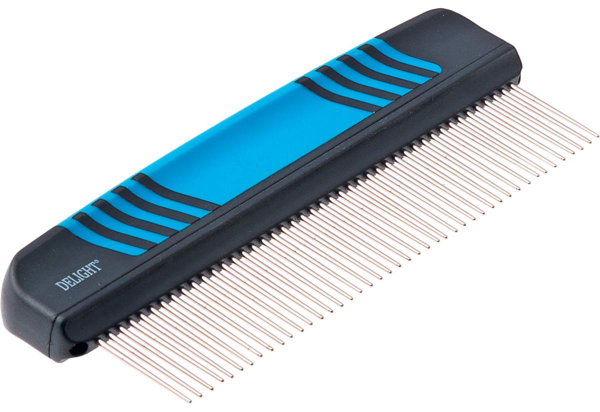 Расческа 44 плавающих зуба DeLight (1 шт)