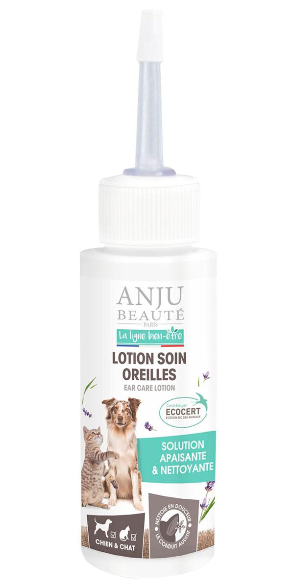 Anju Beaute Ear Care lotion лосьон для ухода за ушами собак и кошек 70 мл (1 шт)