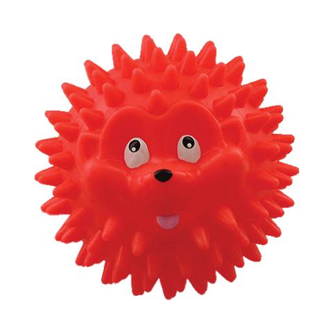Игрушка для собак Мяч-ежик № 7, 8 см Зооник (1 шт)