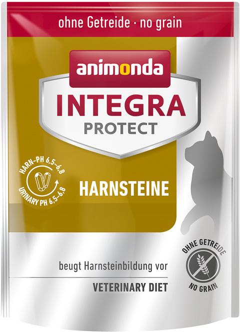 Animonda Integra Protect Cat Harnsteine Urinary для взрослых кошек при мочекаменной болезни (0,3 кг)