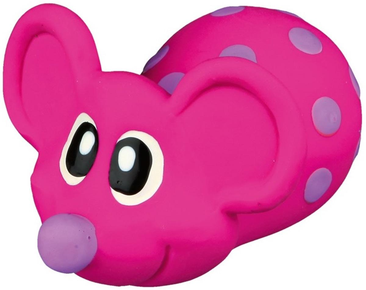 Игрушка для собак Trixie Мышь латекс 8 см (1 шт)