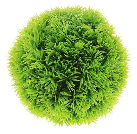 Растение для аквариума пластиковое Шар, зеленое, Barbus, Plant 061 (12 см) фото