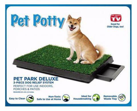 Туалет для собак мелких и средних пород