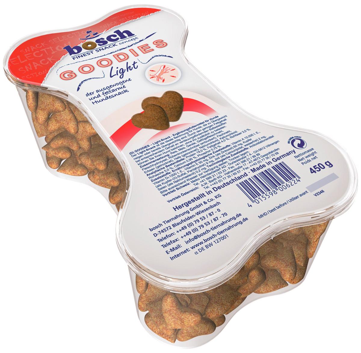 Лакомство Bosch Goodies Light диетическое для собак (0,45 кг)