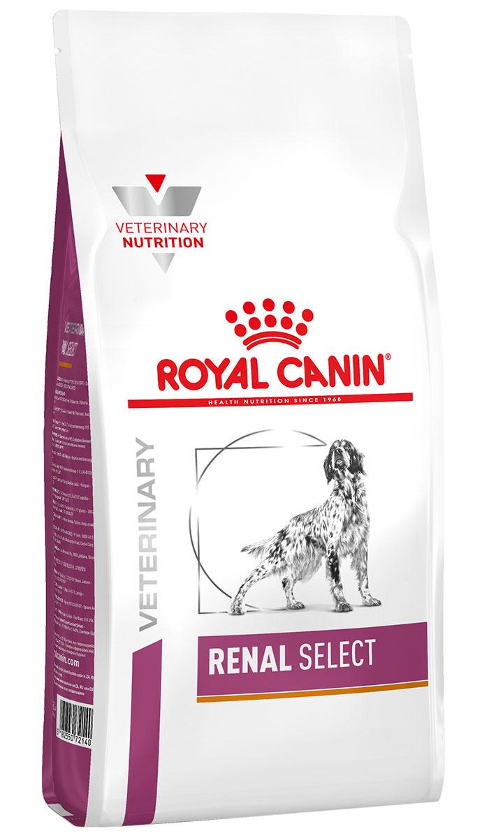 Royal Canin Renal Select Canine для привередливых взрослых собак при хронической почечной недостаточности (2 кг)