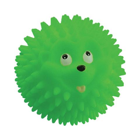 Игрушка для собак Мяч-ежик № 6, 6 см Зооник (1 шт)