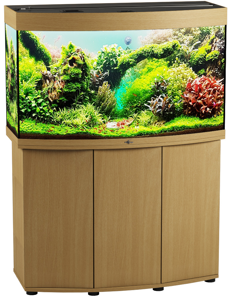Аквариум и тумба Биодизайн Панорама 200 бук (Тумба) фото